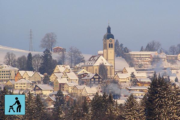Ferienangebot Wintertage in Trogen vom 2. bis 9. November 2019