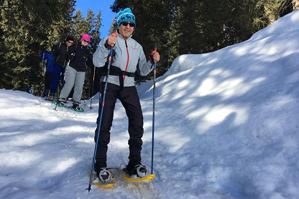 Langlaufferien und Winterspass in Valbella, 14. - 26. Januar 2019